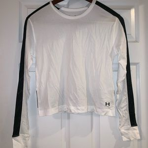 mesh under armour long sleeve shirt